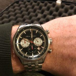 Charles Hutton chronograph watch